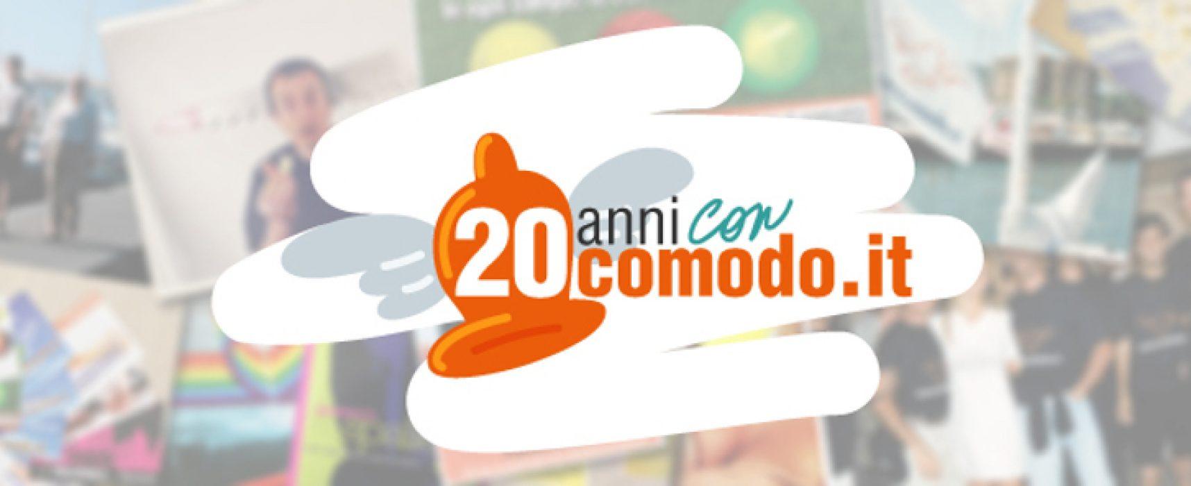 Vent'anni di Comodo.it, il primo e-commerce italiano nato a Bisceglie
