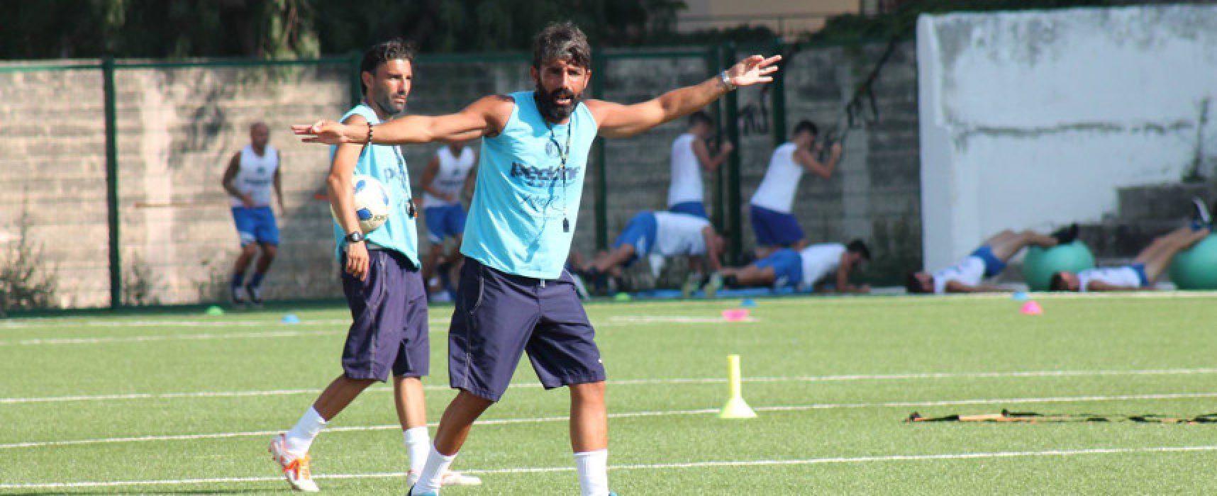 """Unione Calcio, mister De Francesco: """"Soddisfatto del precampionato"""""""