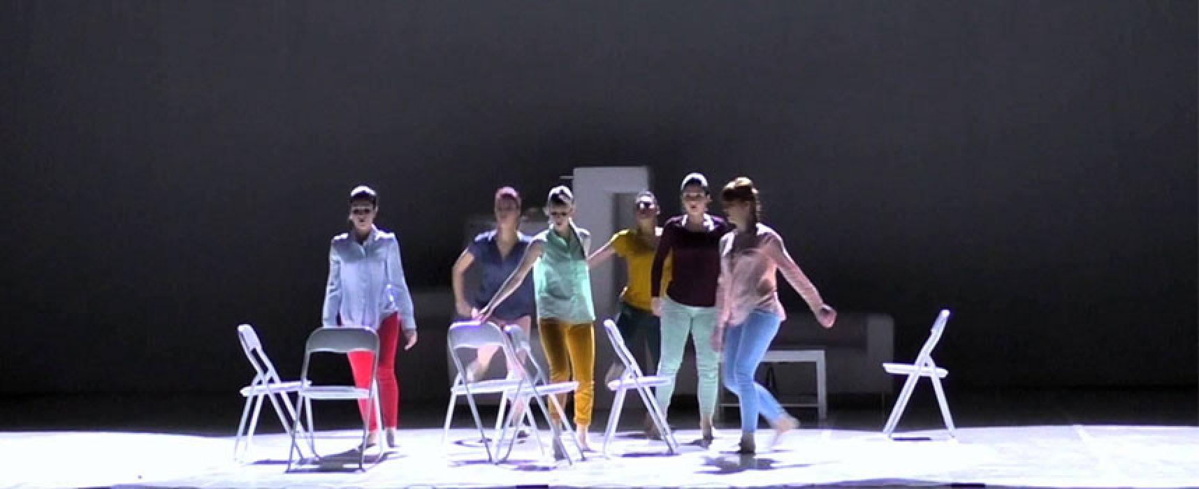 La LineOut Dance Company in scena a Bisceglie per la raccolta fondi Epass
