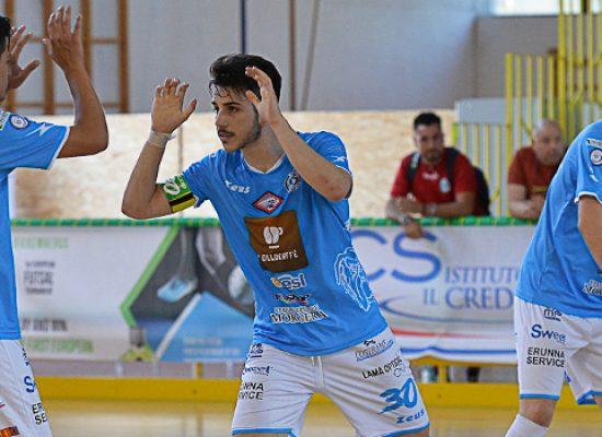 Un talento cristallino per Capursi, Antonio Molaro è del Futsal Bisceglie