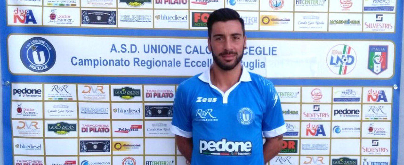 Unione Calcio, in attacco preso il talento Matteo Triggiani