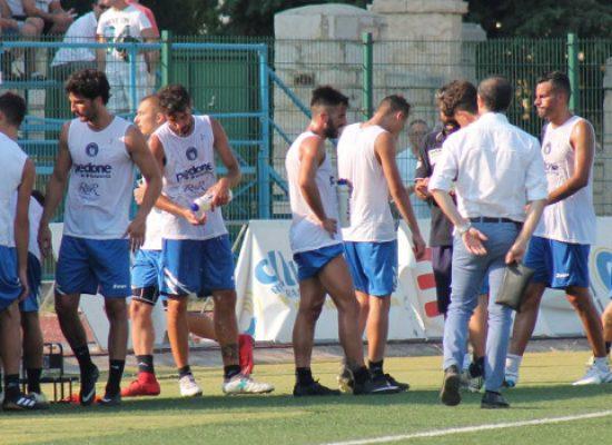 Unione Calcio, debutto in Coppa Italia contro il Molfetta Calcio
