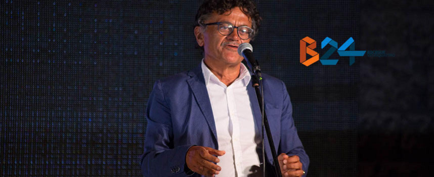 """""""C'era una volta Bisceglie"""", Marcello Veneziani tra i protagonisti di Libri nel Borgo Antico"""
