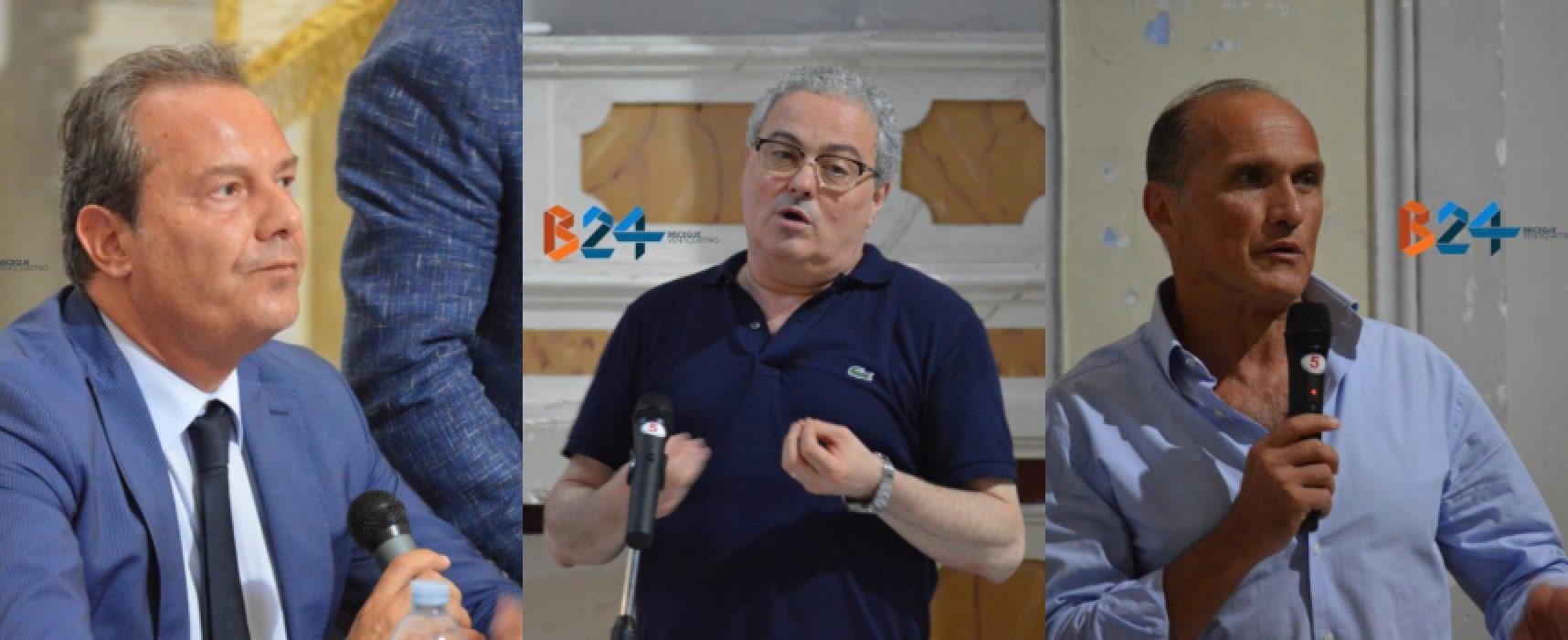 Spina, Napoletano e Amendolagine attaccano duramente l'amministrazione comunale