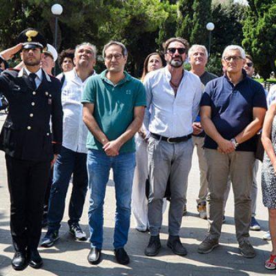 Tragedia crollo ponte Genova, a Bisceglie cordoglio di amministrazione e forze dell'ordine