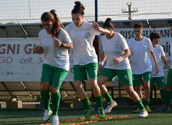 Arcadia Bisceglie pronta per il campionato di serie C femminile