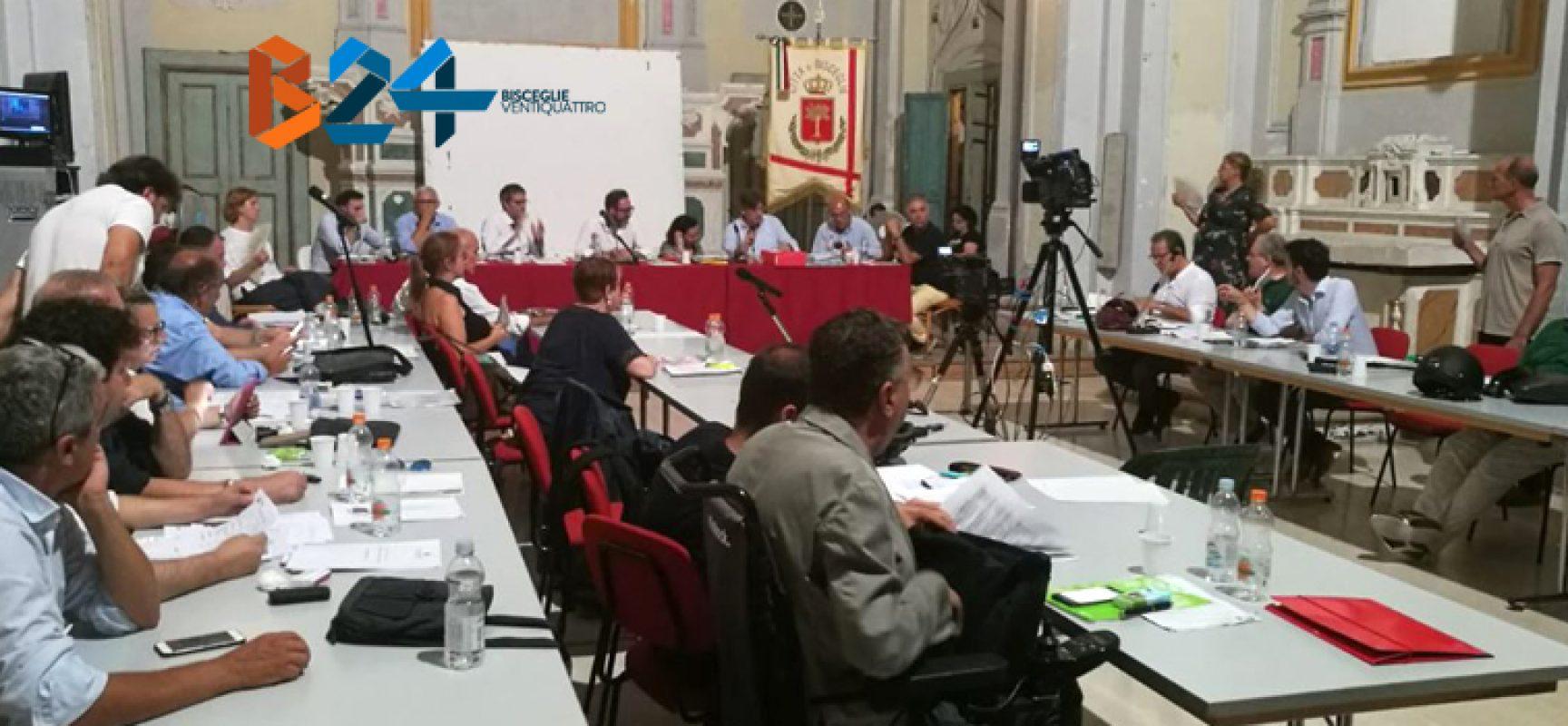 Consiglio comunale, approvata la variazione di bilancio
