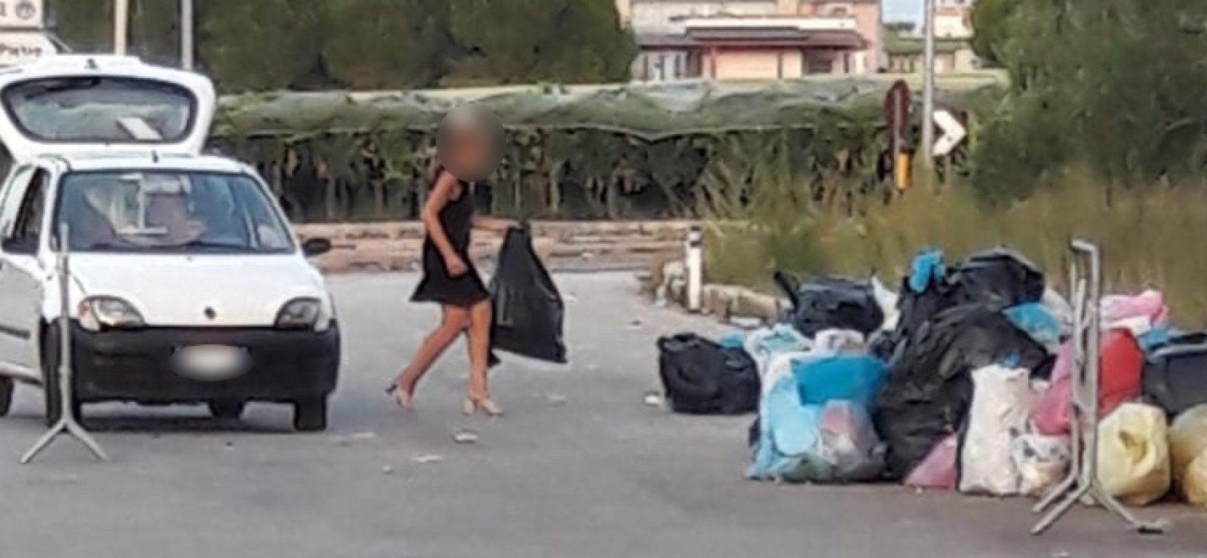 Aumentano a Bisceglie i controlli contro l'abbandono illegale dei rifiuti