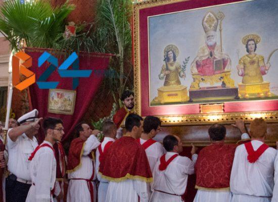 Bisceglie e i tre santi patroni: tradizione e devozione si rinnovano / PROGRAMMA
