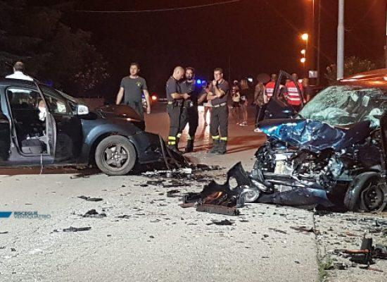 Grave incidente stanotte sulla Bisceglie-Corato, in ospedale due donne e una bambina