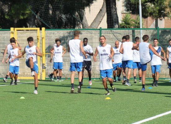 Unione Calcio, domani esordio in Coppa Italia contro il Molfetta Calcio