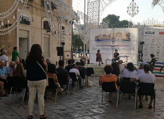 Libri nel Borgo Antico, gli autori in scena in via Marconi / Programma