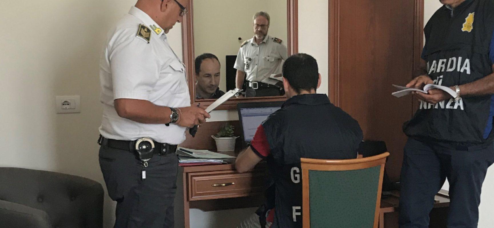Guardia di Finanza scopre strutture ricettive abusive tra Bisceglie, Corato e Trani