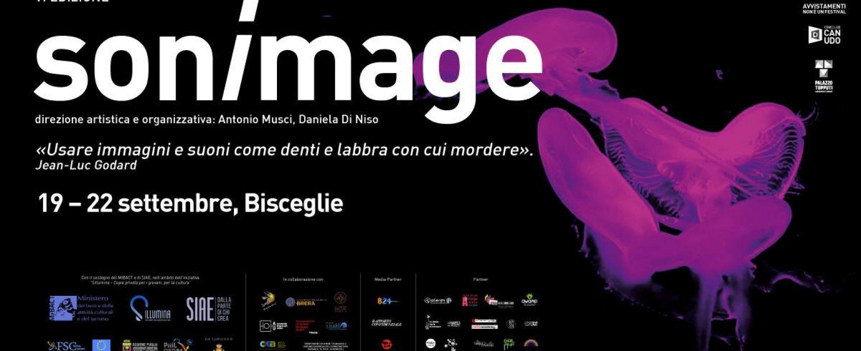 Suoni e immagini in movimento di Sonimage animeranno il centro storico di Bisceglie