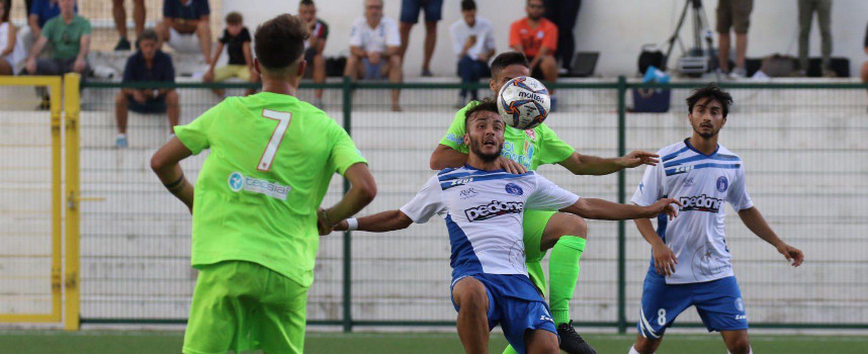 Esordio in campionato a porte chiuse per l'Unione Calcio Bisceglie