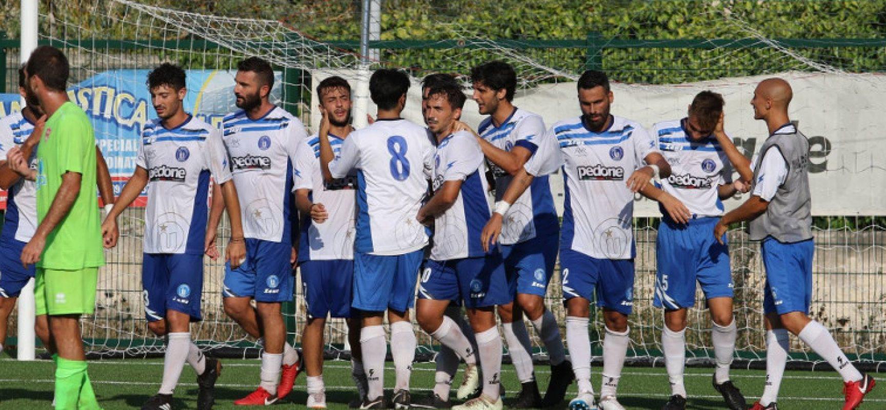 Unione Calcio a Molfetta per il ritorno del match di Coppa Italia