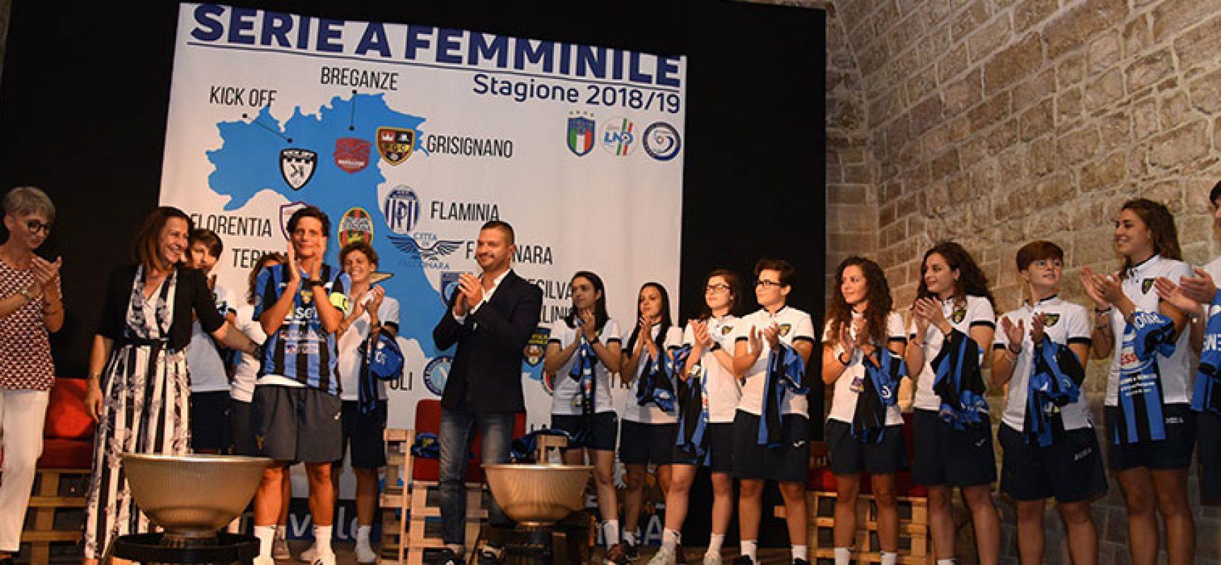 """Test importante per il Bisceglie Femminile al """"Trofeo dei Dolmen – Città di Bisceglie"""""""