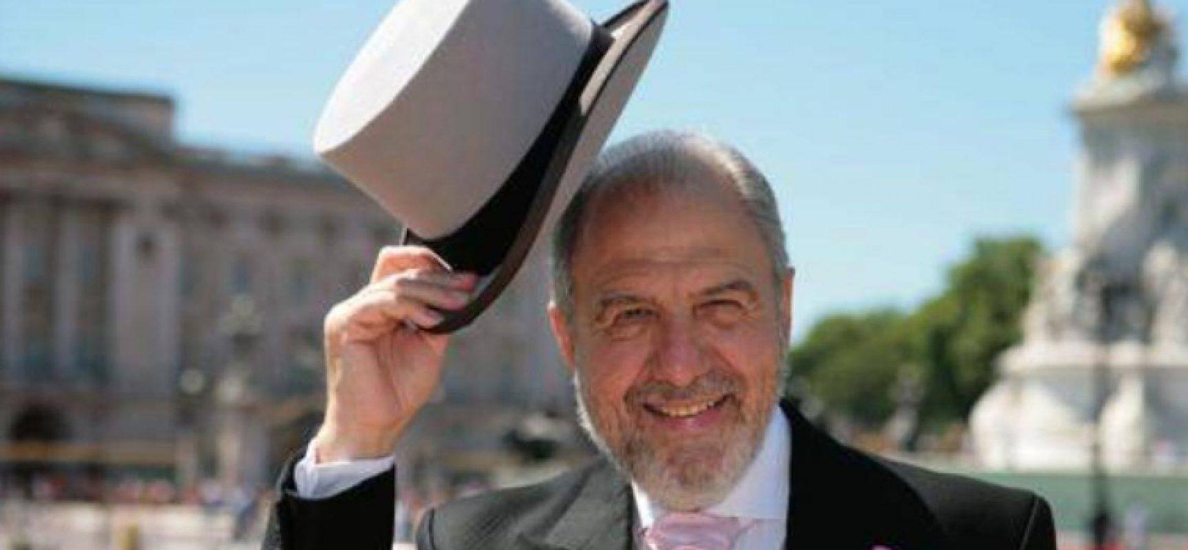 """Roma Intangibile ospita il giornalista e scrittore Antonio Caprarica per """"Royal Baby"""""""
