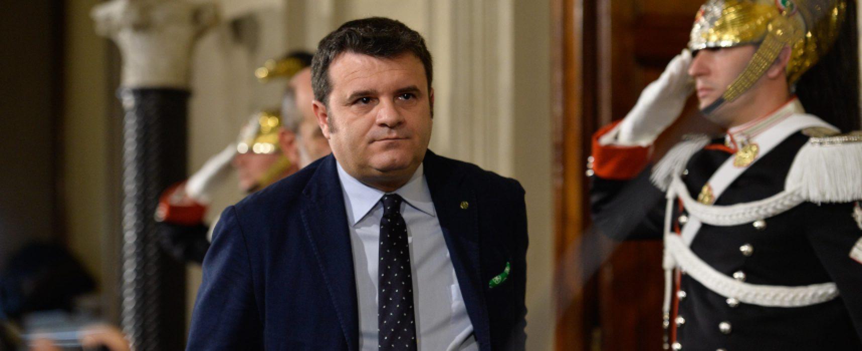 Al via DigithON: oggi a Bisceglie Pinuccio, il Ministro Centinaio e Del Fante (Poste Italiane)