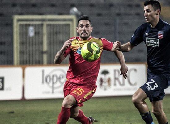 Bisceglie Calcio, a Potenza con un De Sena e Starita in più