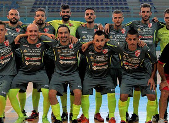 Coppa della Divisione: De Cillis extraterreste e la Diaz elimina il Molfetta