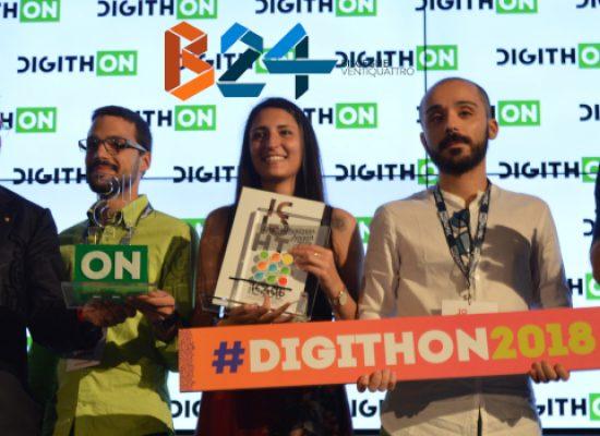 Premio DigithON 2018 a EABlock, startup che protegge dagli attacchi informatici / FOTO