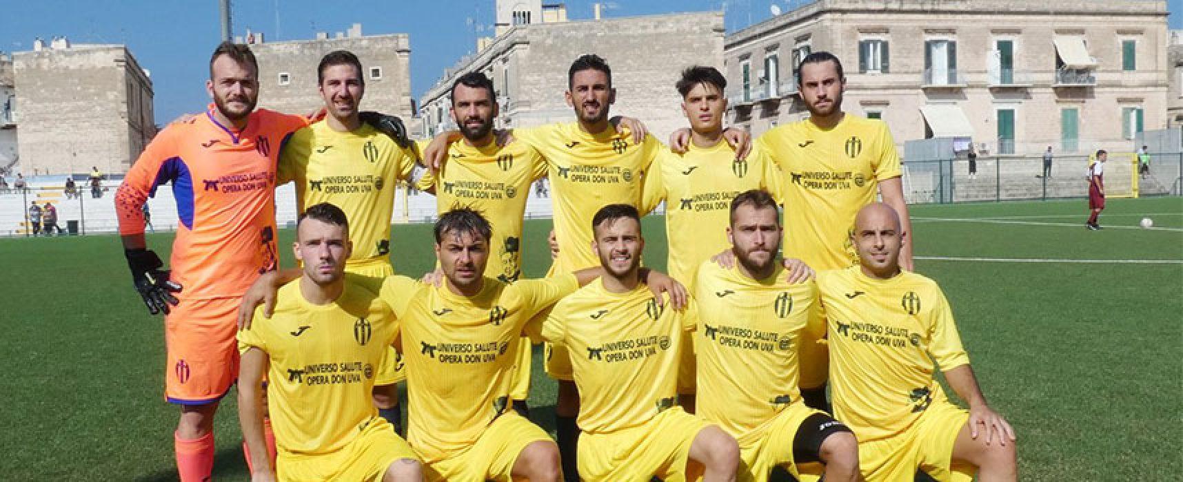 Don Uva al debutto casalingo in Coppa contro la Vigor Liberty San Paolo Bari