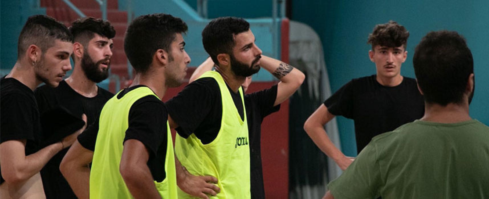 Un Futsal Bisceglie in cerca di riscatto ospita il Cobà