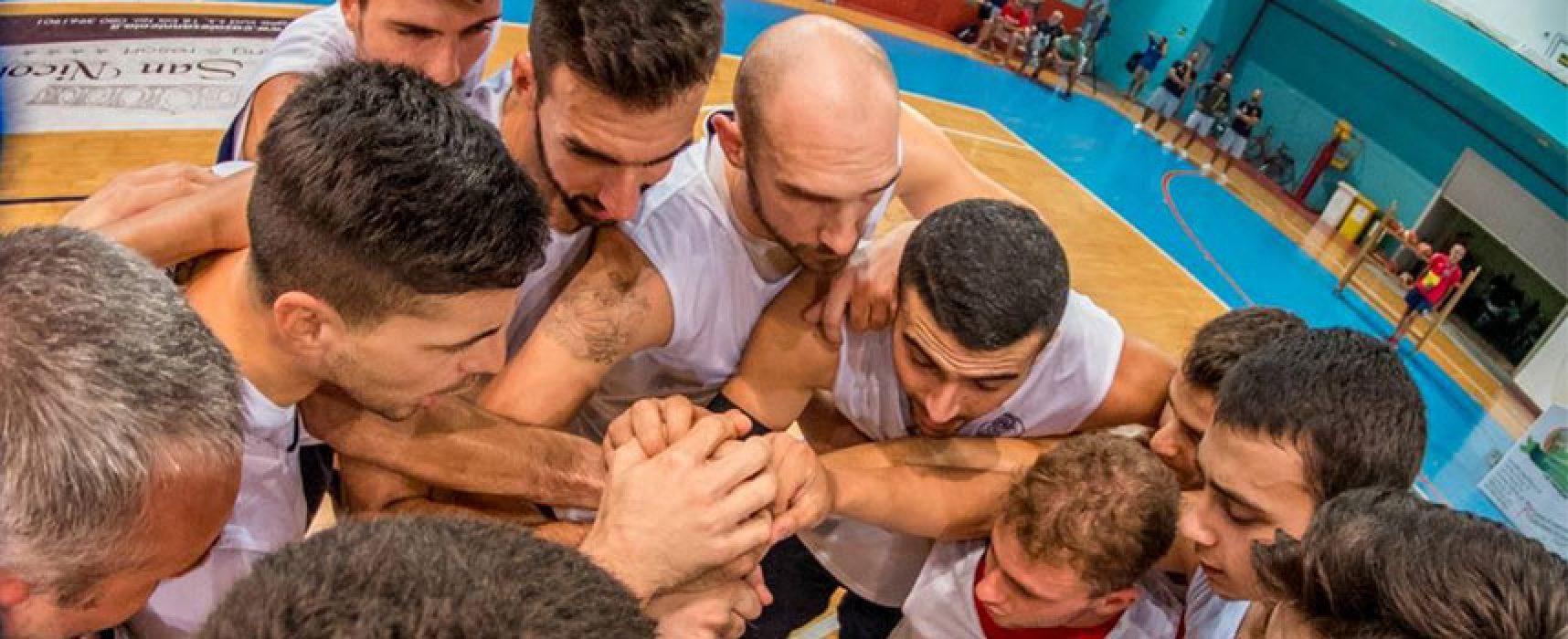 """Trofeo Casale San Nicola"", stasera la finale Lions Bisceglie-Cestistica San Severo"