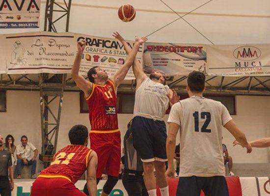 """Basket, Di Pinto Panifici seconda al quadrangolare """"Andrea Pasca"""""""