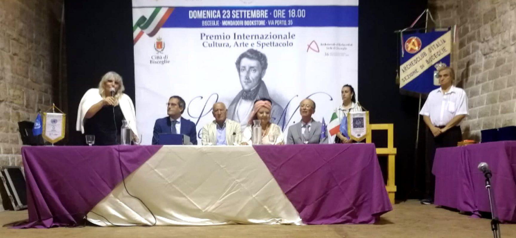 """Parte l'ottava edizione del premio """"Sergio Nigri"""" promosso da Archeoclub Bisceglie"""