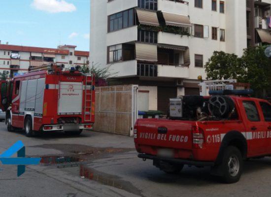 Fuga di gas nel quartiere Sant'Andrea, evacuati appartamenti