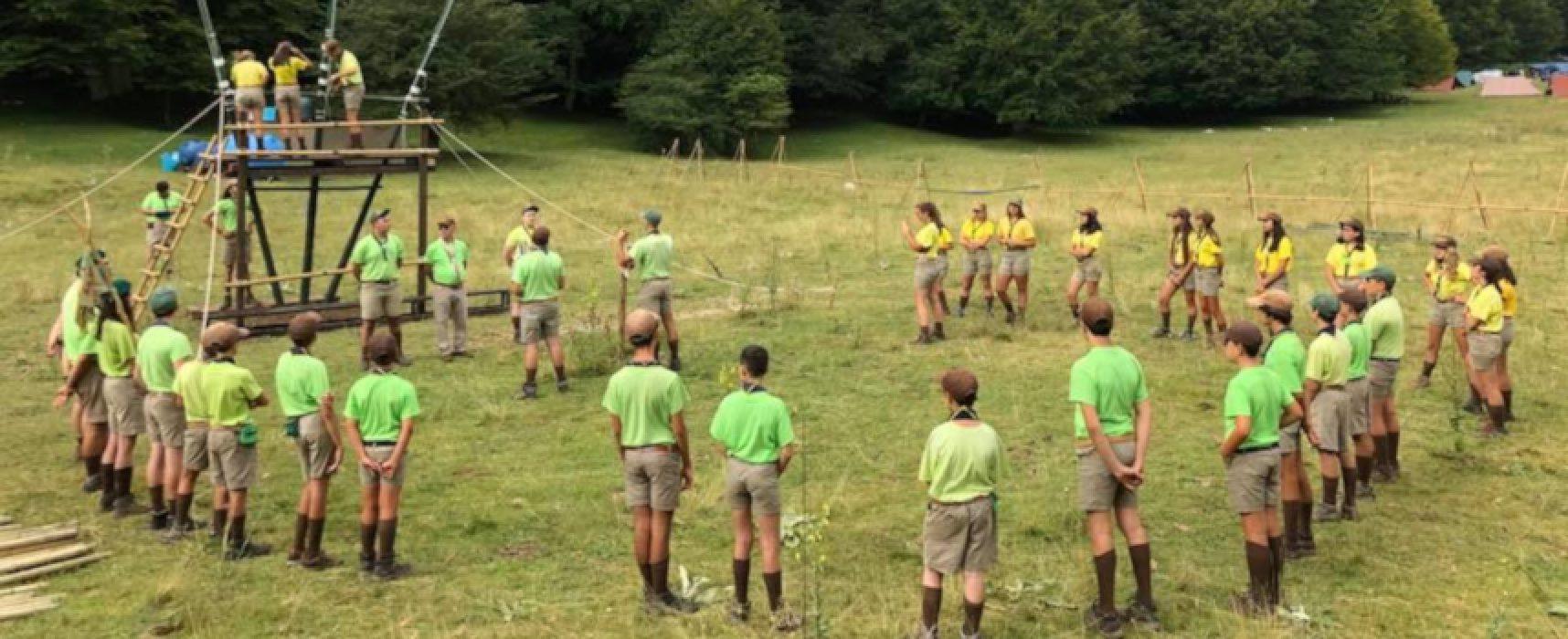 Gruppo Scout Bisceglie, aperto l'anno associativo 2018-2019 / DETTAGLI