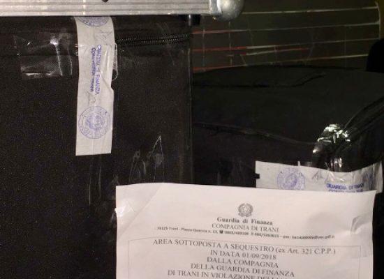 Noto locale della movida biscegliese posto sotto sequestro penale dalla Guardia di Finanza
