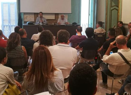 """Igiene urbana: sindaco Angarano soddisfatto del tavolo tecnico. Appello ai cittadini: """"denunciate"""""""