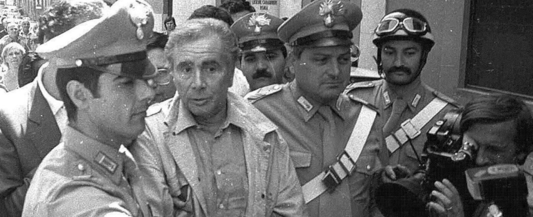 """""""Il caso Tortora"""", l'autore Luca Steffenoni ne parla alle Vecchie Segherie Mastrototaro"""