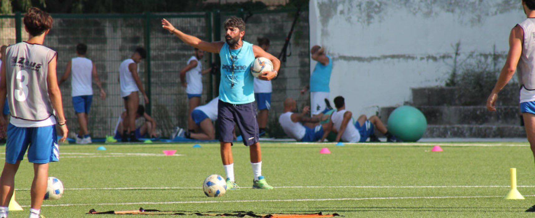 Unione Calcio impegnata in trasferta contro la Fortis Altamura