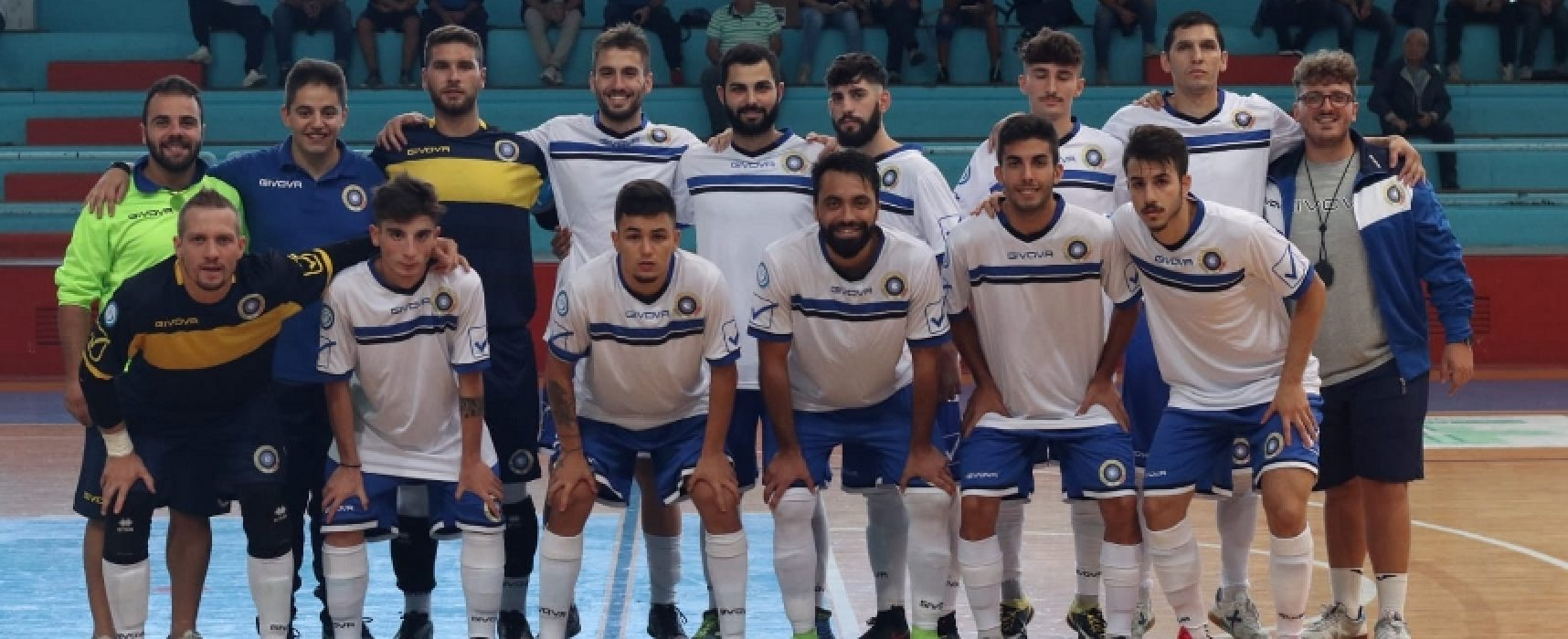 Un coriaceo Futsal Bisceglie cede il passo all'Atletico Cassano