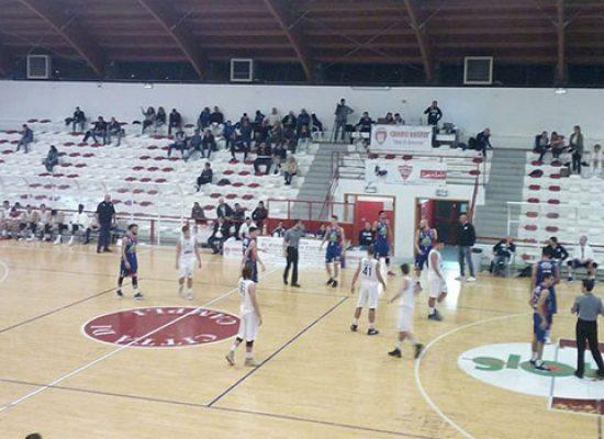 Basket: Di Pinto Panifici si impone sul campo del fanalino di coda Campli / CLASSIFICA