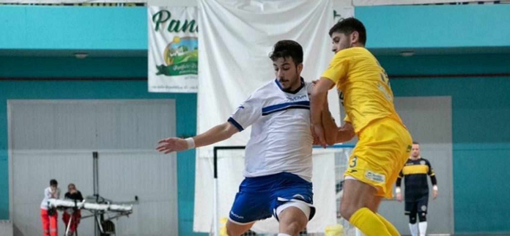 """Futsal Bisceglie, c'è il Cassano nell'esordio in campionato; Molaro: """"Partita complicata"""""""