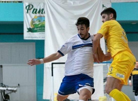 Due cessioni per il Futsal Bisceglie, salutano Molaro e Pellegrino