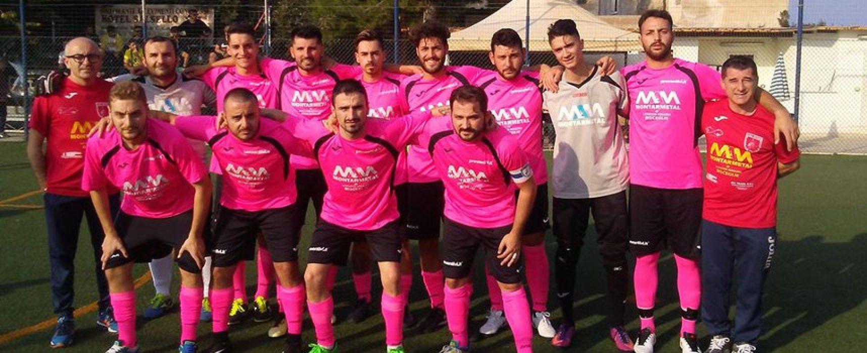 Coppa Puglia: Nettuno vince e si qualifica, Futbol Cinco sconfitta nel recupero