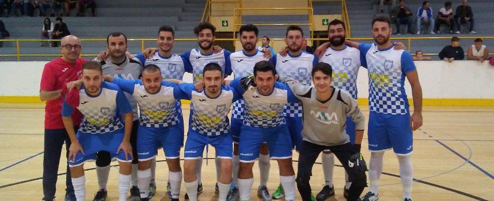 Coppa Italia serie C2: impegni in trasferta per Futbol Cinco e Nettuno
