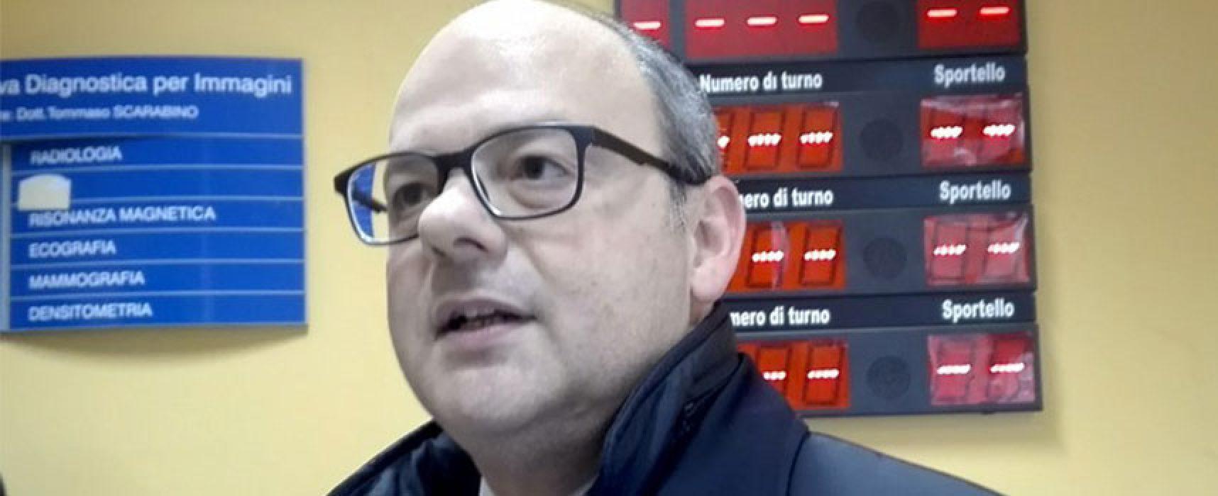 """Asl Bt paga prestazioni 118; Delle Donne: """"Sempre rispettato lavoro svolto"""""""