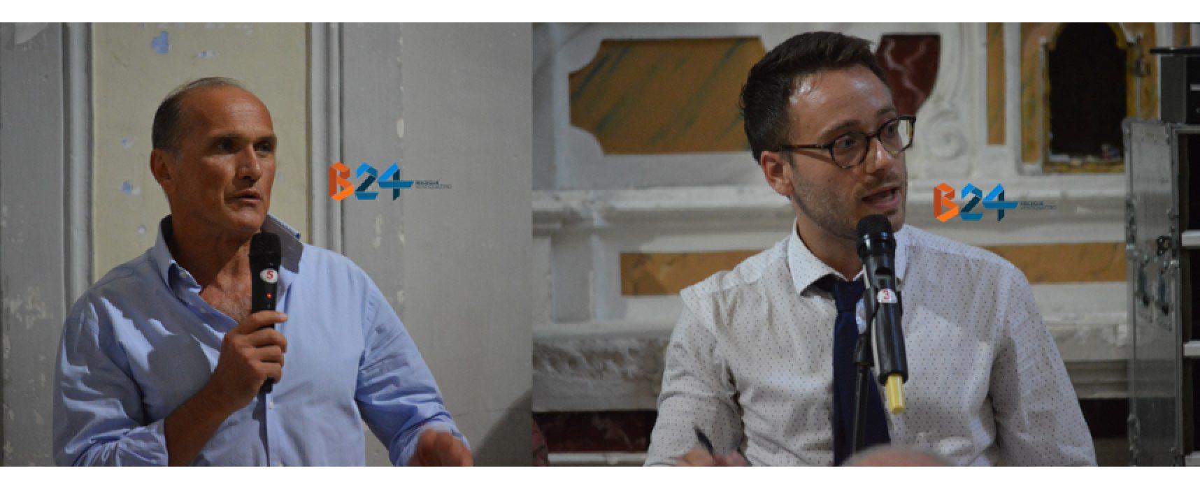 """Patti di collaborazione, Ms5: """"Bocciata nostra proposta"""", Losapio: """"Votata quella più idonea"""""""