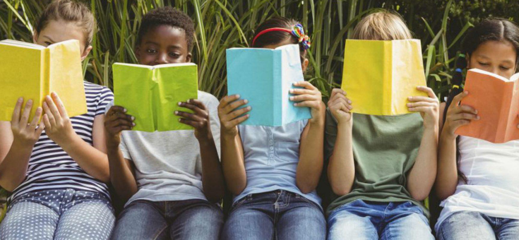 """""""Io leggo perché"""": la libreria Abbraccio alla vita a fianco delle scuole biscegliesi"""