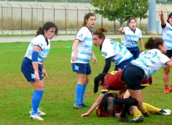 Bees Rugby Bisceglie protagonista nella seconda tappa di Coppa Italia / FOTO