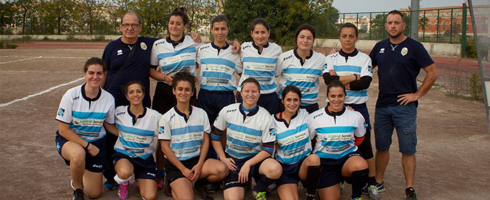 Coppa Italia Femminile, il Bees Rugby Bisceglie si ferma ad un passo dalla finale / FOTO