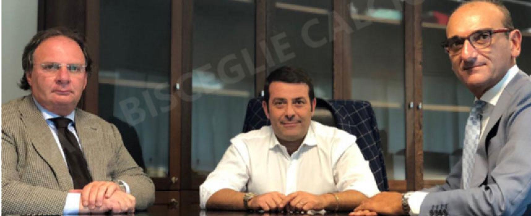 Bisceglie Calcio: Canonico lascia la presidenza, nuovi ingressi nei ranghi societari