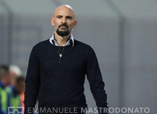 Bisceglie Calcio, mister Ginestra si dimette alla vigilia del match con il Catania